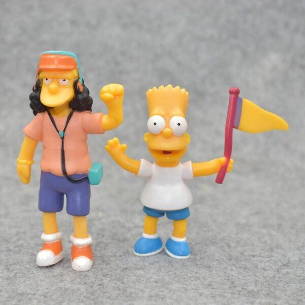 simpsons figure toy
